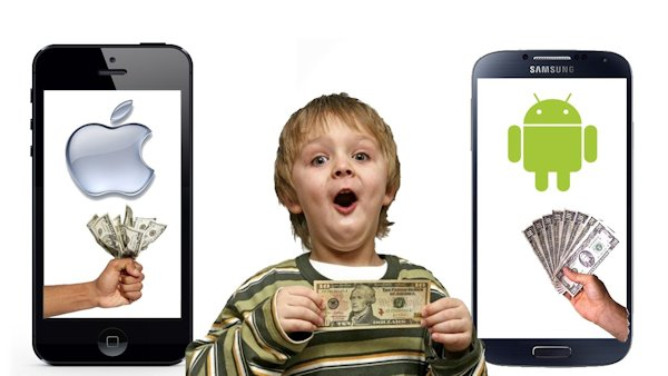 ganar dinero apps android iphone