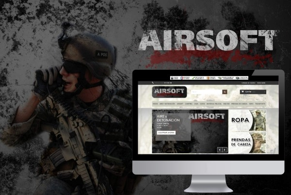 airsoft dropshipping