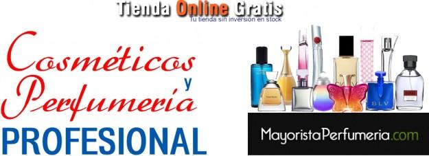 Dropshipping de cosmeticos y perfumeria