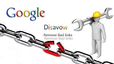 desautorizar enlaces