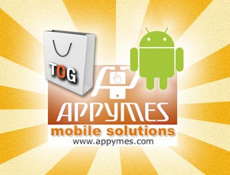 Tienda online gratis se fusiona con appymes