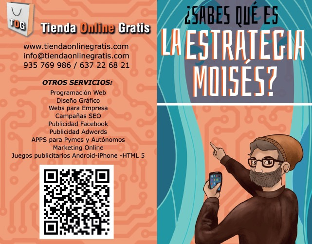 La estrategia Moisés aplicada a Negocios Online