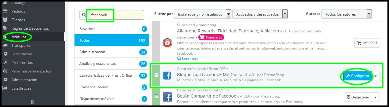 buscar-modulo-facebook-prestashop